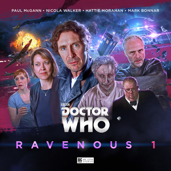 Doctor Who (8th Doctor): Ravenous, Set 1