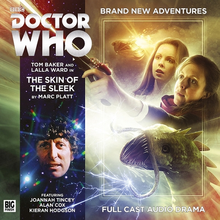 Fourth Doctor 6.8: The Skin of the Sleek