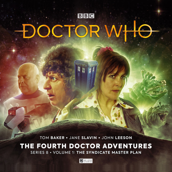Fourth Doctor Series 8, Volume 1