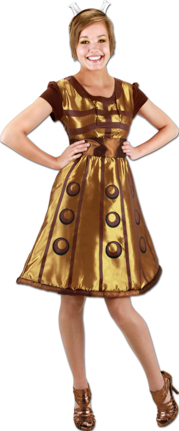 Dalek Costume Dress