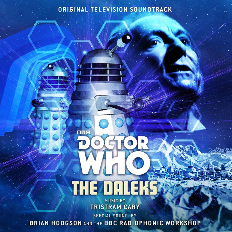Doctor Who: The Daleks Soundtrack
