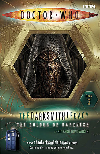 Darksmith Legacy 03: Colour of Darkness