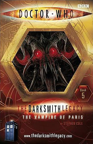 Darksmith Legacy 05: The Vampire of Paris