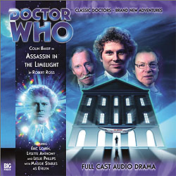 Doctor Who: 108. Assassin in the Limelight