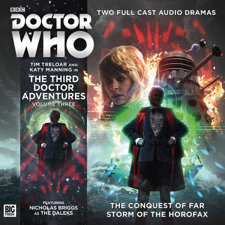 Doctor Who: The Third Doctor Adventures, 03
