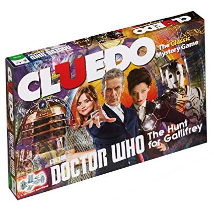 Doctor Who Cluedo Board Game (IMPORT)