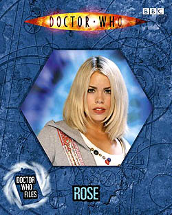 Doctor Who Files (02): Rose