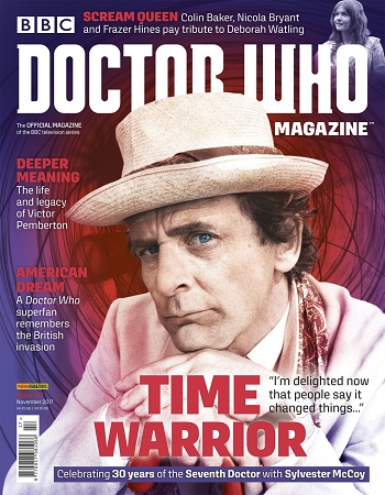 Doctor Who Magazine, Issue 517