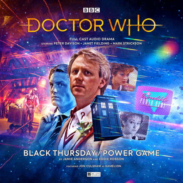 Doctor Who: 248. Black Thursday/Power Game