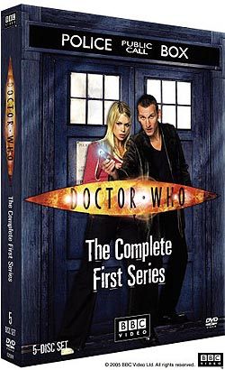 Doctor Who Series 1 (One) DVD Set