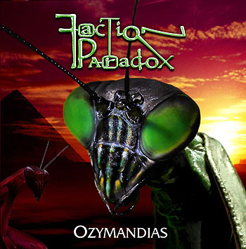 Faction Paradox 05: Ozymandias