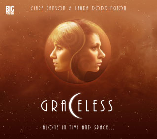 Graceless 1: Alone in Time and Space CD Set