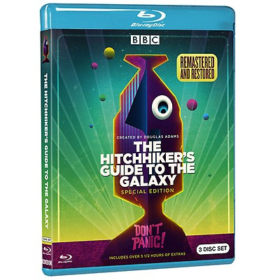 Hitchhiker's Guide to the Galaxy, Special Edition (Blu-Ray)