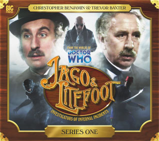 Jago and Litefoot: Series 01 Box Set