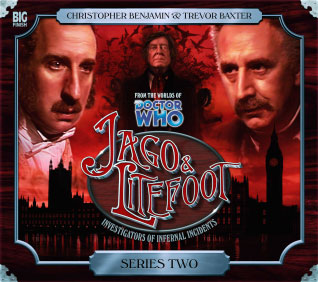 Jago and Litefoot: Series 02 Box Set