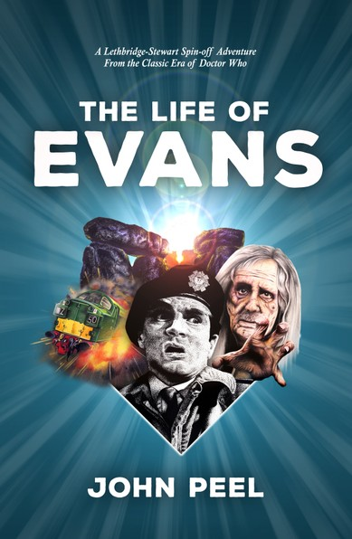 Lethbridge-Stewart: The Life of Evans (Hardcover)