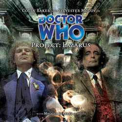 Doctor Who: 045. Project Lazarus