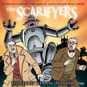 The Scarifyers (5): The Secret Weapon of Doom
