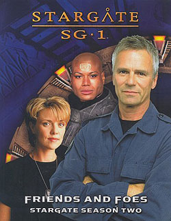 Stargate SG-1: Friends and Foes (Season 2 RPG)