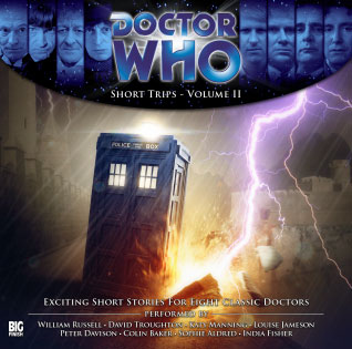 Doctor Who: Short Trips CD Volume 2