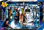 100 Piece Jigsaw Puzzle (White Dalek, Monsters)