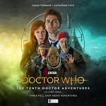 Doctor Who: The Tenth Doctor Adventures, Volume 3 (Ltd Ed. Set)