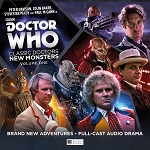 Doctor Who: Classic Doctors, New Monsters (Volume 1)