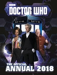 The Official Doctor Who Annual 2018