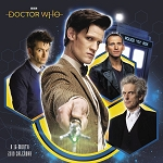 Doctor Who 2019 Sixteen-Month Calendar
