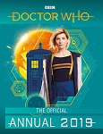 The Official Doctor Who Annual 2019