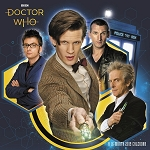 Mini Calendar: Doctor Who 2019 Sixteen-Month Calendar