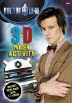 3-D Mask Activity Book