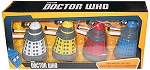 Doctor Who 4 Paradigm Daleks Ornament Gift Set