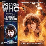 Fourth Doctor 3.6: Destroy the Infinite