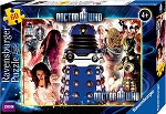 60 Piece Jigsaw Puzzle (Blue Dalek, Monsters)