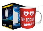 Mug: I Heart Heart the Doctor