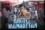 Fridge Magnet: The Angels Take Manhattan