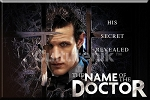Fridge Magnet: The Name of the Doctor