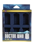 Doctor Who Silicone Ice Cube Tray and Chocolate Mold