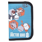 Doctor Who Filled Pencil Case Set