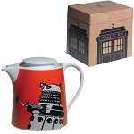 Doctor Who Teapot: Dalek