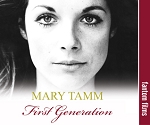 AudioBook: Mary Tamm: First Generation