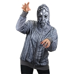 Doctor Who Hoodie: Weeping Angel