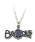 Doctor Who Bad Wolf Necklace