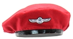 UNIT Beret: New Series (Red)