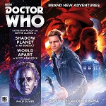 Doctor Who: 226. Shadow Planet/World Apart