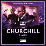 Doctor Who: The Churchill Years, Volume 2 (CD Set)