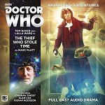 Fourth Doctor 6.9: The Thief Who Stole Time