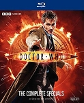 Blu-ray: Doctor Who Series 4S: The Complete Specials