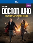 Blu-ray: Doctor Who Series 9 (Nine) (Complete)